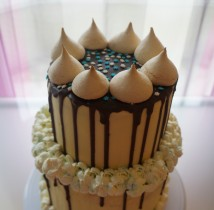 layer cake coco kinder maxi