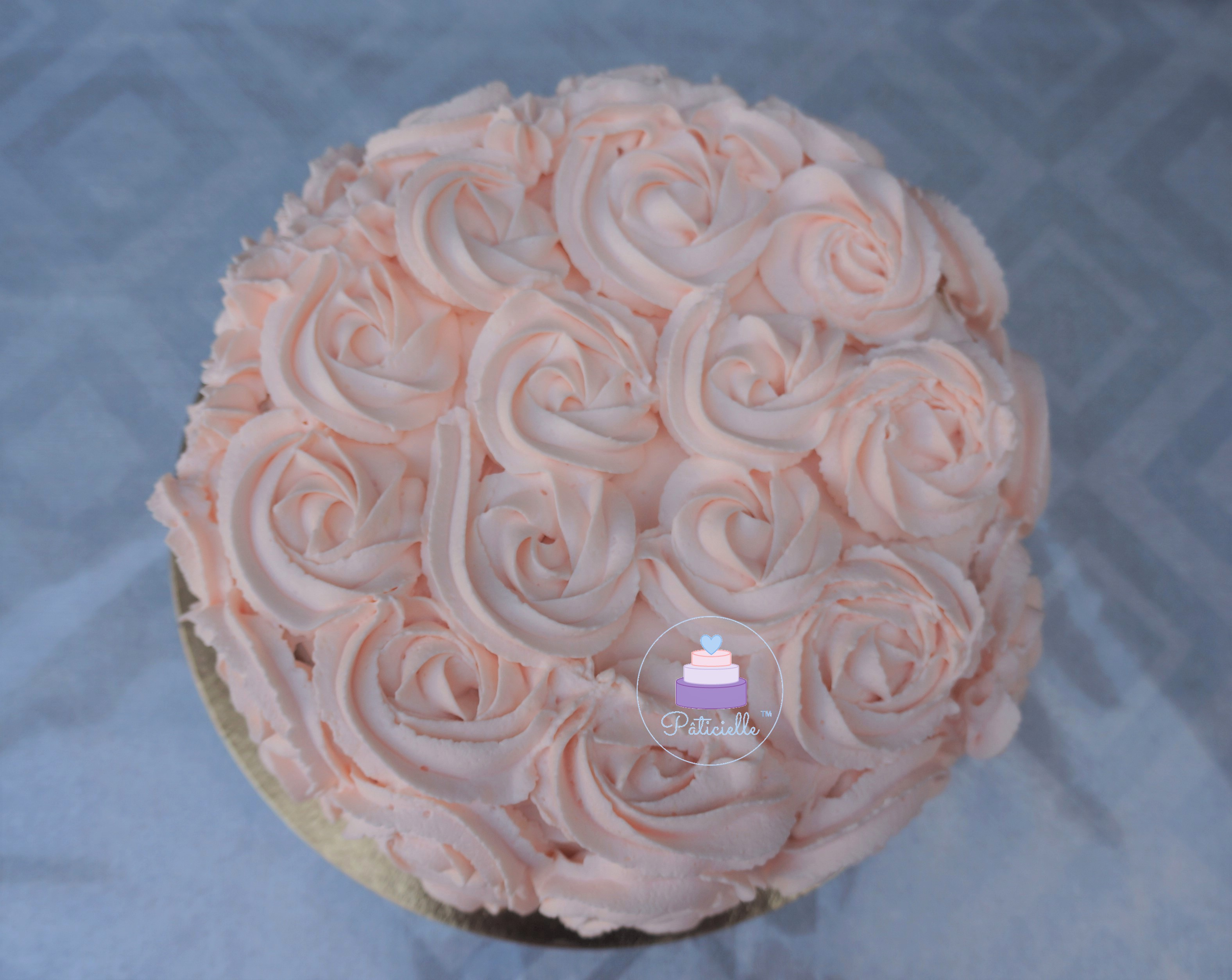 rose-cake