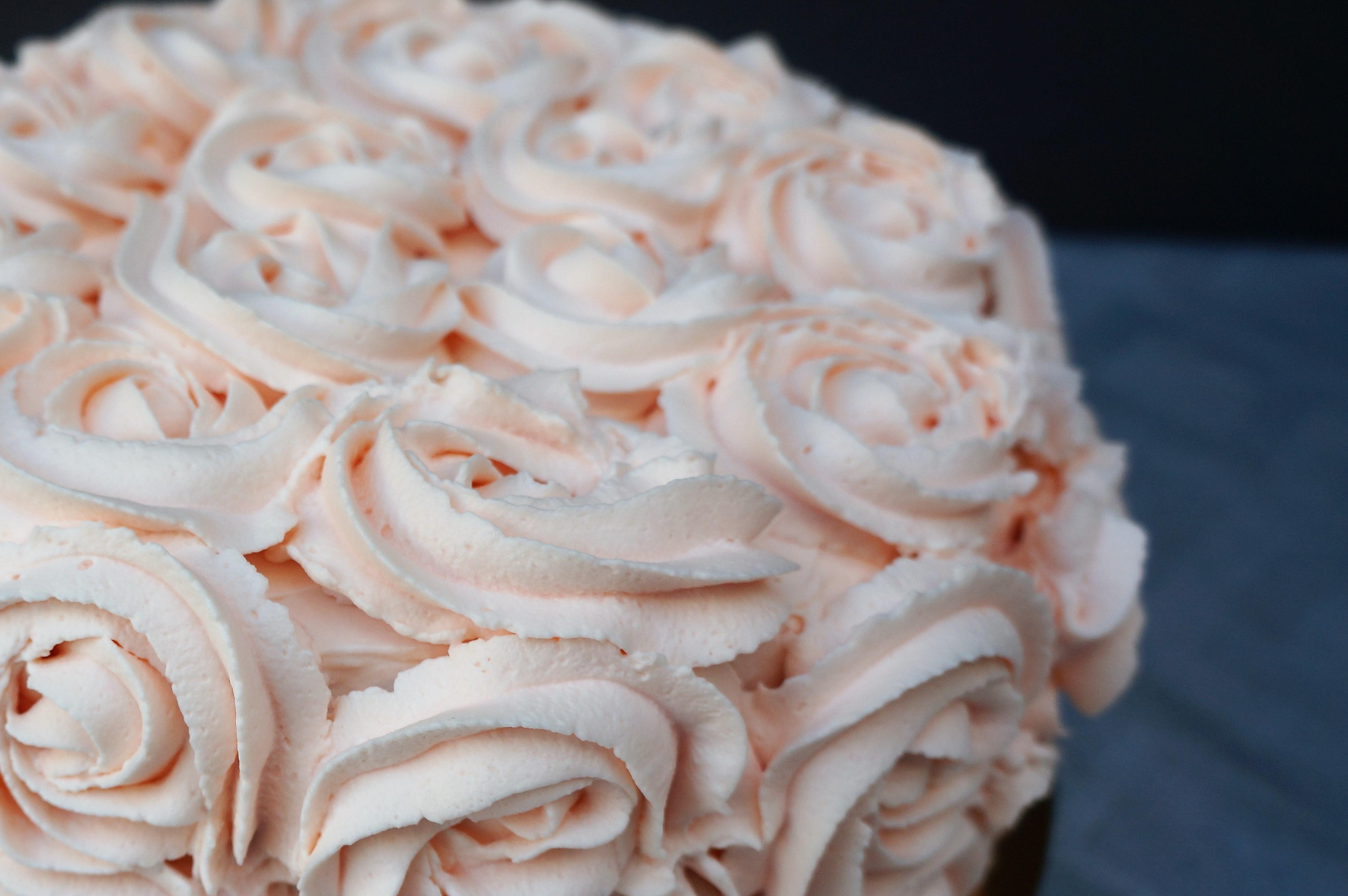 roses-cake