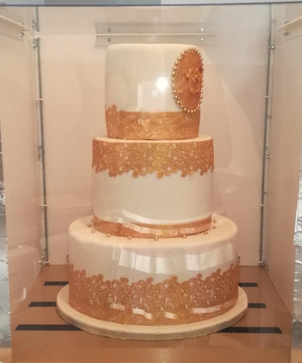 boite pour wedding cake