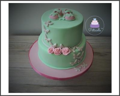 Pâticielle - Gâteau vert d'eau
