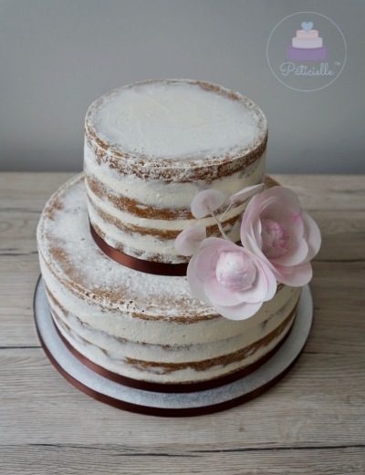 Pâticielle Naked Cake
