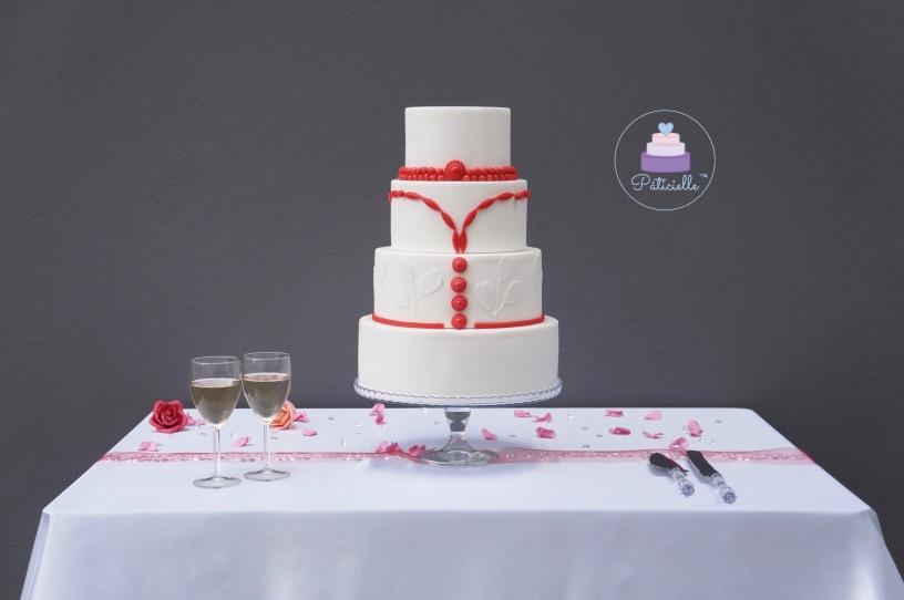 Shooting de gâteau - studio photo