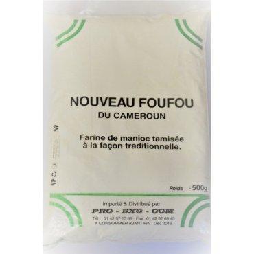 farine manioc fufu